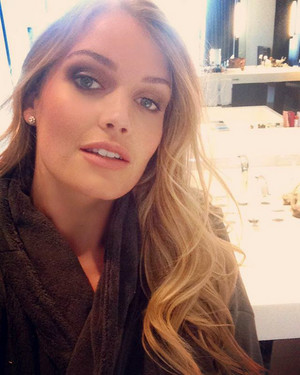 Lady Kitty Spencer making off