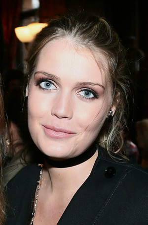 Lady Kitty Spencer welcome avondeten, diner Dior London
