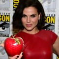 Lana Parrilla at 2016 Comic Con - once-upon-a-time photo