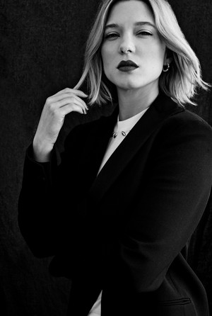 Lea Seydoux - W Magazine Photoshoot - 2016