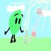 Leafy icon - battle-for-dream-island icon