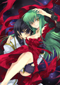 Lelouch x C.C.  - code-geass photo