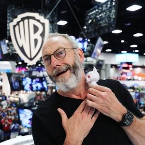 Liam Cunningham @ Comic-Con 2016