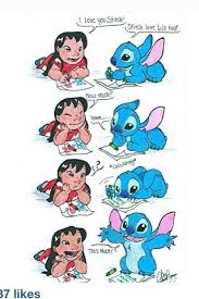 Lilo and Stitch dialogues