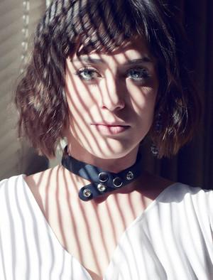 Lizzy Caplan - Rhapsody Photoshoot - 2016
