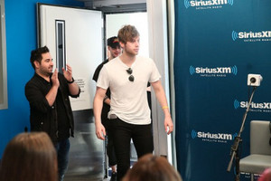 Luke on SiriusXM Hits1