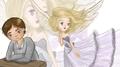Luna/Neville Fanart - Remembering His Angel