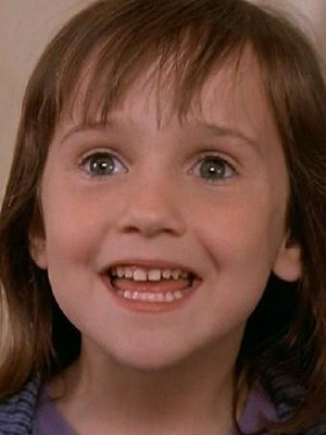 Mara Wilson as a kid