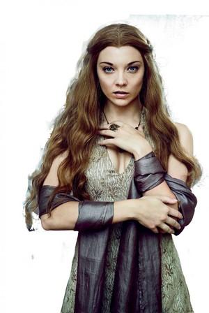 Margaery Tyrell Season 6 EW Promotional Photoshoot