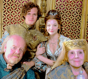 Margaery Tyrell with Family
