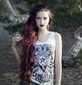 Margarita Monet- Edge Of Paradise - gothic photo