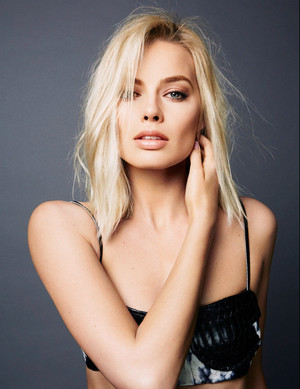 Margot Robbie - Elle Australia Photoshoot - March 2014