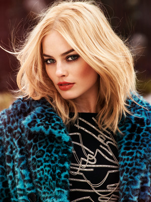 Margot Robbie - Elle Photoshoot - August 2015