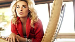 Margot Robbie - Glamour Photoshoot - November 2013