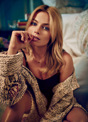 Margot Robbie - Marie Claire Photoshoot - March 2014