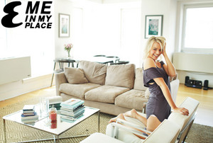 Margot Robbie - Me In My Place Photoshoot - 2012
