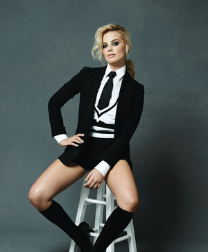 Margot Robbie - Modern Luxury Photoshoot - January 2014