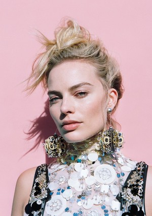 Margot Robbie - Oyster Photoshoot - May 2016