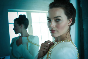 Margot Robbie - Sass & Bride Photoshoot - May 2014