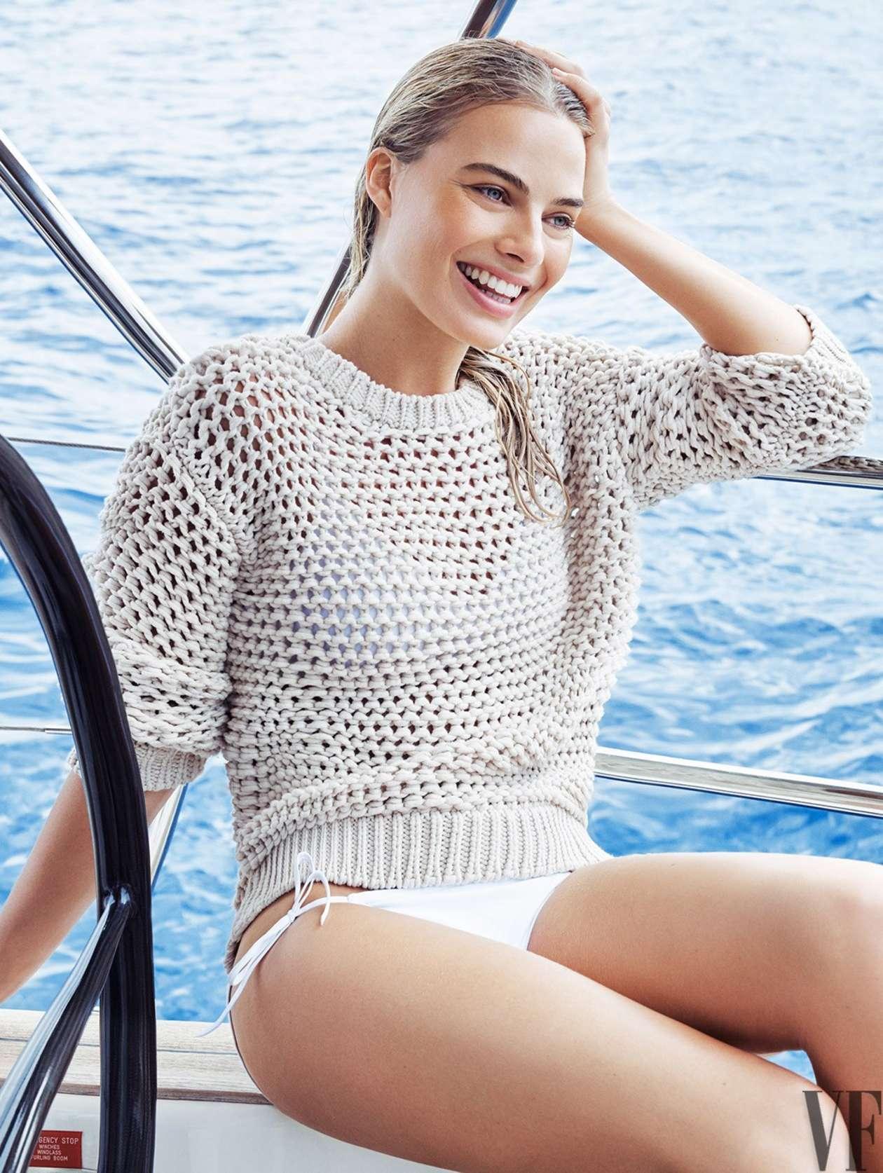 Margot Robbie - Vanity Fair Photoshoot - August 2016