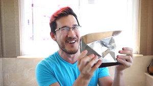 Mark Fischbach - Diamond Play Button