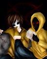 Masky  - creepypasta photo