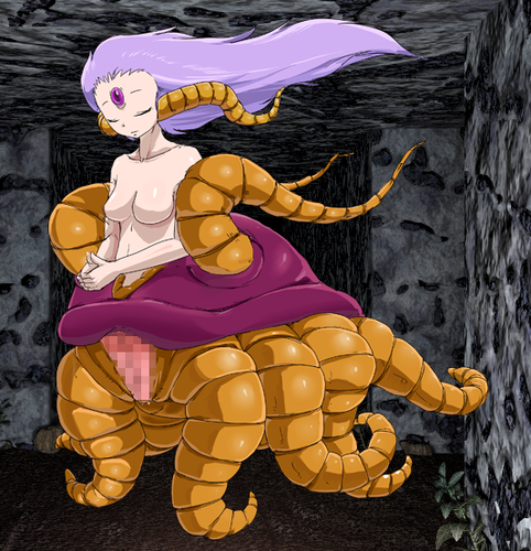 Monster Girl Quest پیپر وال called Meda