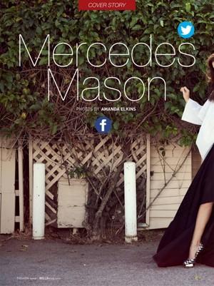 Mercedes Mason - Bello Magazine 2015