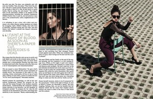 Mercedes Mason - Rogue Magazine 2015