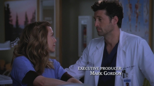 Grey's Anatomy Couples wallpaper called Meredith and Derek 329