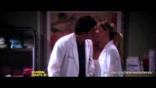 Grey's Anatomy Couples karatasi la kupamba ukuta possibly containing a portrait called Meredith and Derek 335