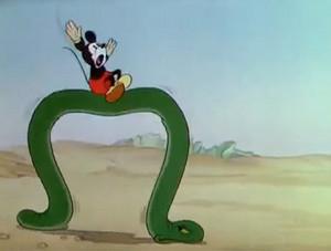 Mickey's Garden