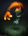 Midna the Twili Imp - the-legend-of-zelda photo