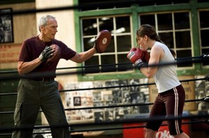 Million Dollar Baby 2004 (Frankie Dunn) w/Hilary Swank
