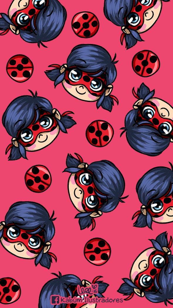 Miraculous Ladybug Phone Wallpaper - Miraculous Ladybug ...