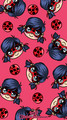 Miraculous Ladybug Phone wallpaper
