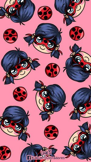 Miraculous Ladybug Phone Hintergrund