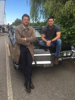 Misha and Jensen ft. Baby