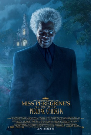 Miss Peregrine's utama for Peculiar Children - Barron Poster