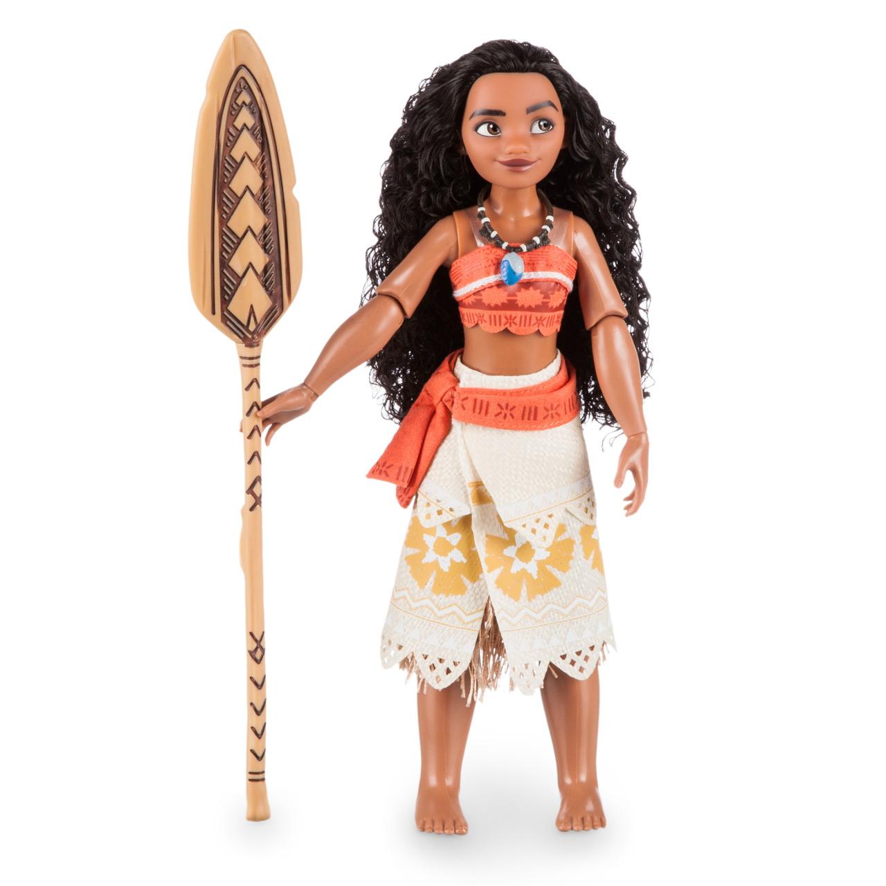 Moana Doll from Disney store