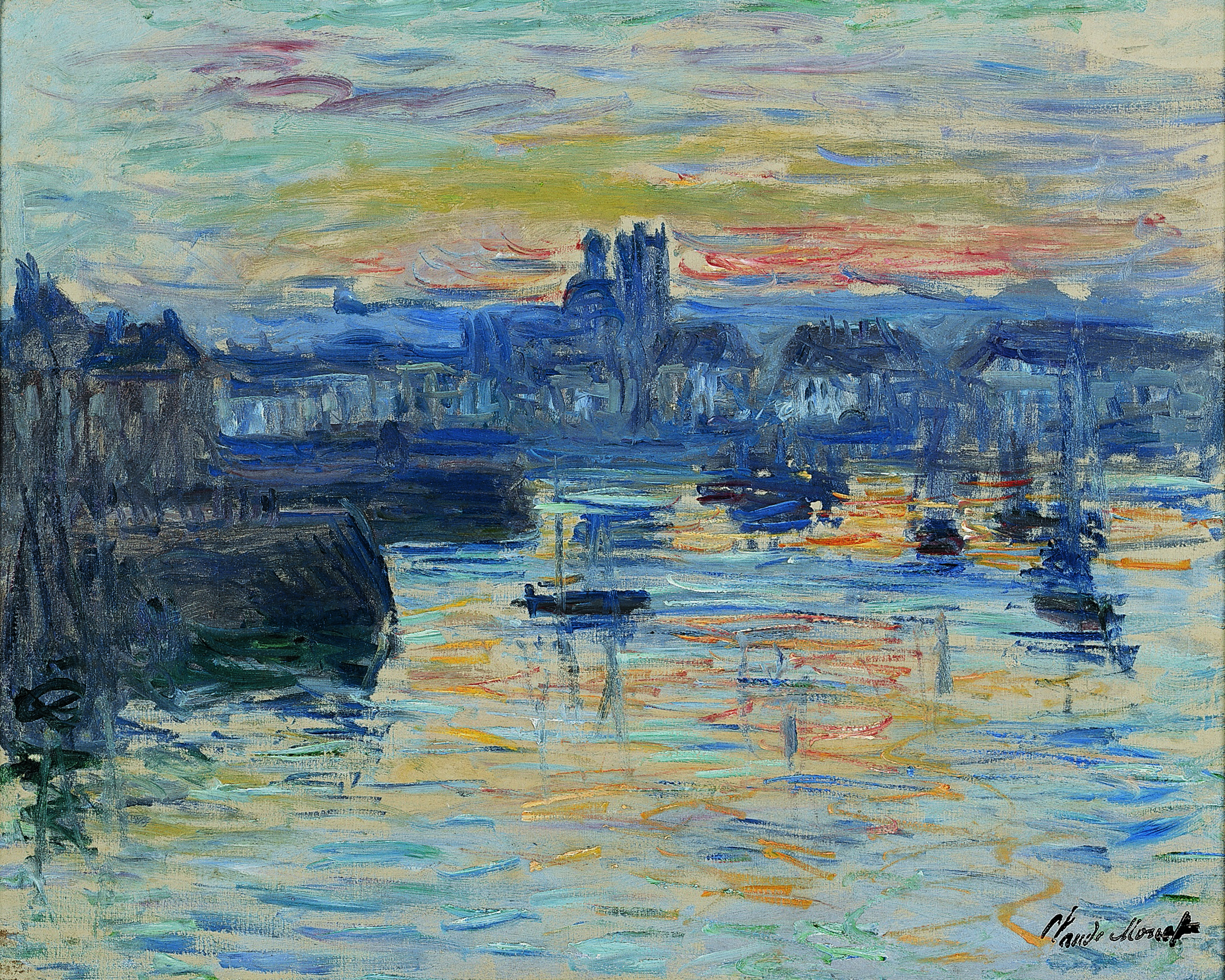 impressionism monet and renoir essay Renoir - renoir research papers analyze the impressionism of the famous painter claude monet - claude monet research papers delve into this impressionist painters style, and his life growing up.