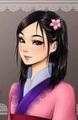 Anime Mulan
