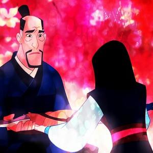 mulan and Fa Zhou