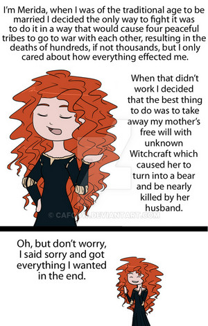 My Exact Thoughts On Merida