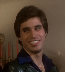 My crush, Joey aka Saturday Night Fever