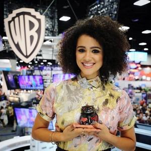 Nathalie Emmanuel @ Comic-Con 2016
