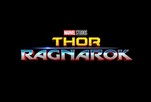Thor: Ragnarok wallpaper titled New Logo