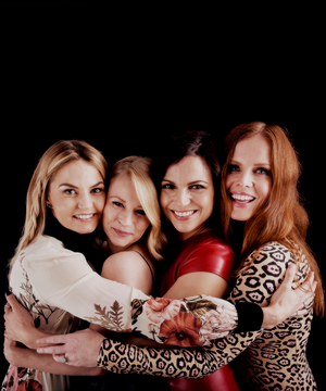OUAT Ladies Comic Con 2016 Photo Portrait