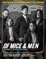 Of Mice & Men at AP Magazine cover - of-mice-and-men-band photo
