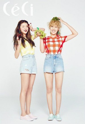 Oh My Girl for 'CeCi'!